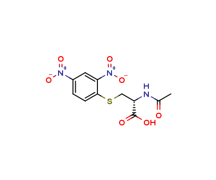 S-(2,4-Dinitrophenyl)mercapturic Acid