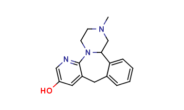 8-Hydroxy Mirtazapine