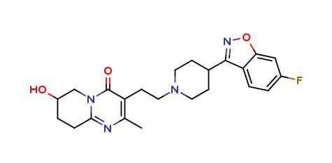 7-Hydroxy Risperidone
