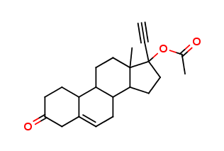 Δ-5(6)-Norethindrone Acetate