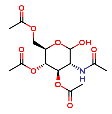 2-(Acetylamino)-2-deoxy-D-glucopyranose 3,4,6-Triacetate, cas 34051-43-9