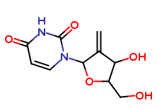 2'-Deoxy-2'-methyleneuridine