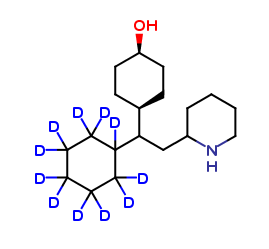 cis-Hydroxy Perhexiline-d11(Mixture of Diastereomers)