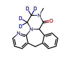 1-Oxo Mirtazapine-d4 (Mirtazapine Impurity C)