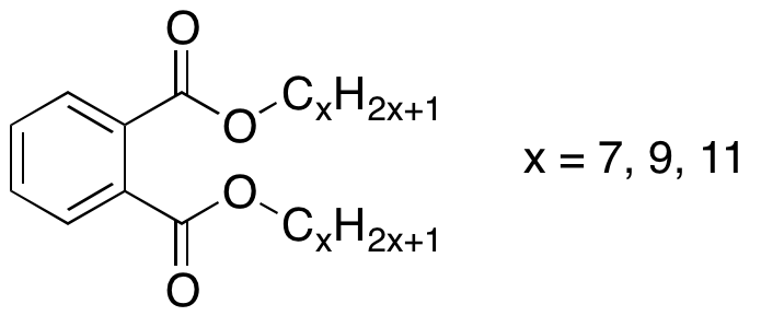 Dialkyl Phthalate, Alkyl=Heptyl, Nonyl, Undecyl