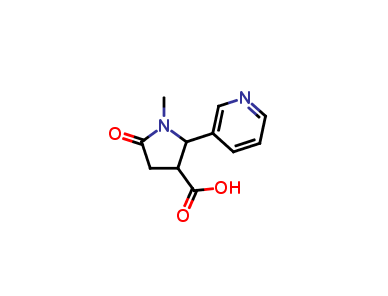 (2S)-trans-4-Cotininecarboxylic Acid