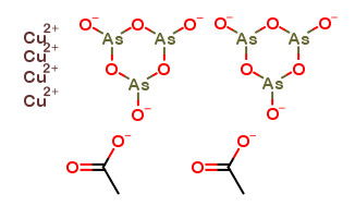 Copper Acetoarsenite
