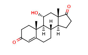 4-ANDROSTEN-11a-OL-3, 17-DIONE