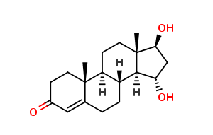 4-ANDROSTEN-15α, 17-β-DIOL-3-ONE, cas 2226-70-2