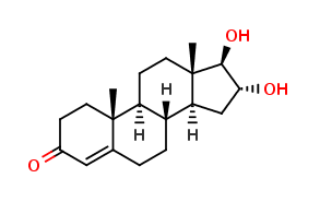 4-ANDROSTEN-16-α, 17-β-DIOL-3-ONE