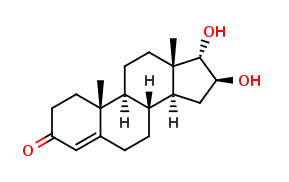 4-ANDROSTEN-16β, 17a-DIOL-3-ONE