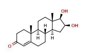 4-ANDROSTEN-16-β, 17-β-DIOL-3-ONE, cas 17528-90-4