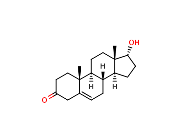 5-ANDROSTEN-17a-OL-3-ONE, cas 571-25-7