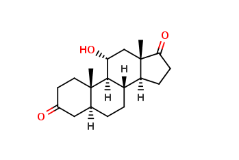 5a-ANDROSTAN-11a-OL-3, 17-DIONE, cas 29907-31-1