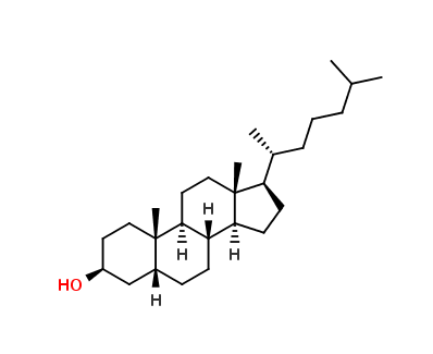 5-β-CHOLESTAN-3-ONE, cas 360-68-9