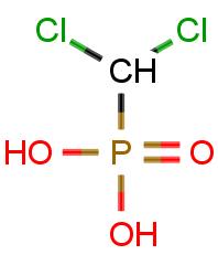 (Dichloromethyl) phosphonic acid disodium salt