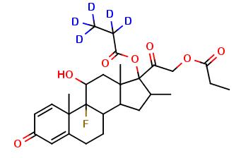 Dexamethasone dipropionate D5