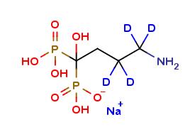 Alendronate-d4 sodium salt