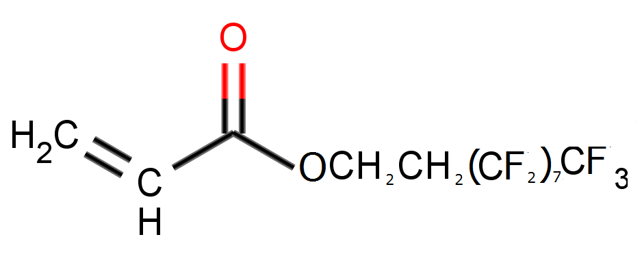 1H,1H,2H,2H-Perfluorodecyl acrylate