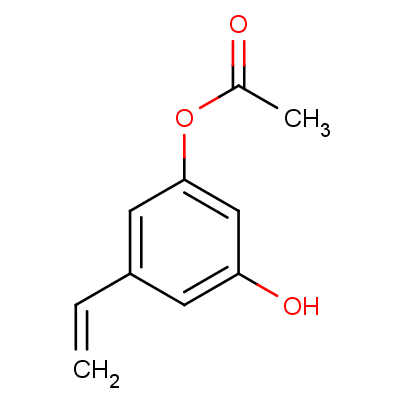 3-Acetoxy-5-hydroxy Styrene