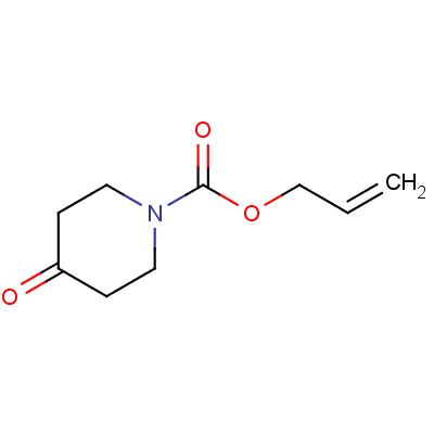N-Allyloxycarbonyl-4-piperidone