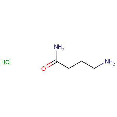 4-Aminobutyramide Hydrochloride