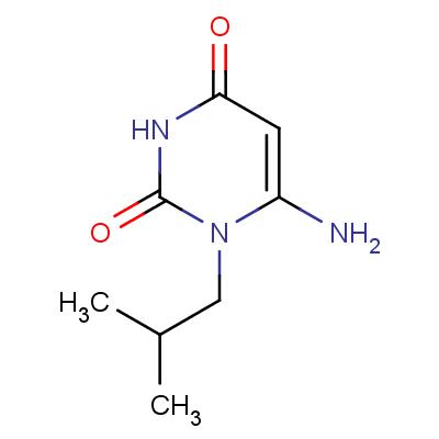 4-Amino-3-isobutylpyrimidine-2,6-dione
