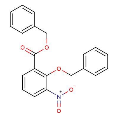 2-Benzyloxy-3-nitro-benzoic Acid Benzyl Ester