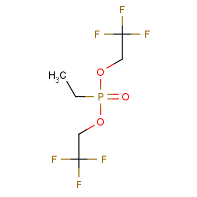 Bis-trifluoroethyl Ethylphosphonate