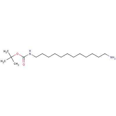 12-(tert-Butoxycarbonylamino)dodecylamine