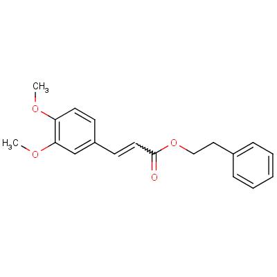 Caffeic Acid Dimethyl Ether Phenethyl Ester