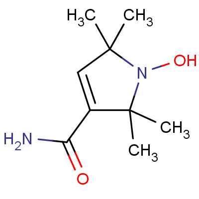 3-Carbamoyl-2,2,5,5-tetramethyl-3-pyrrolin-1-yloxy
