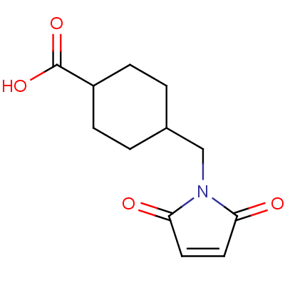 N-[4-(-Carboxycyclohexylmethyl)]maleimide