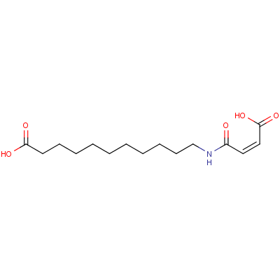 N-(10-Carboxydecanyl)maleamideic Acid