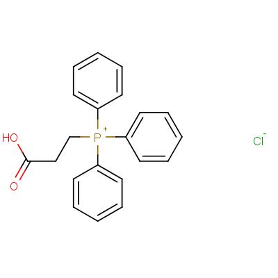 (2-Carboxyethyl)-triphenylphosphonium Chloride