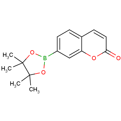 Coumarin-7-pinacolboronate