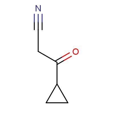 β-oxo-Cyclopropylpropanenitrile