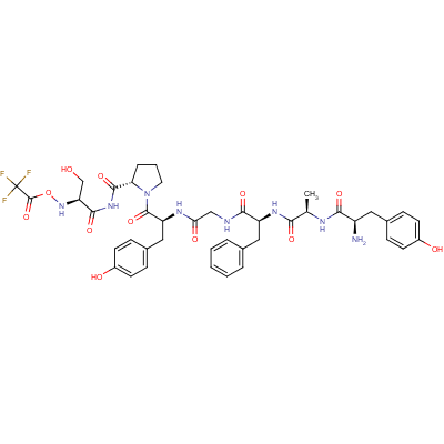 Dermorphin Trifluoroacetic Acid Salt