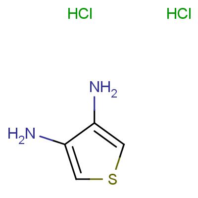 3,4-Diaminothiophene Dihydrochloride