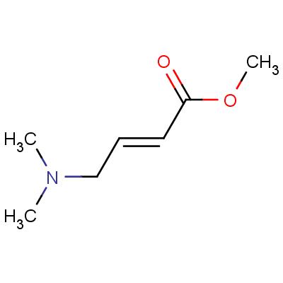 trans 4-Dimethylaminocrotonic Acid Methyl Ester