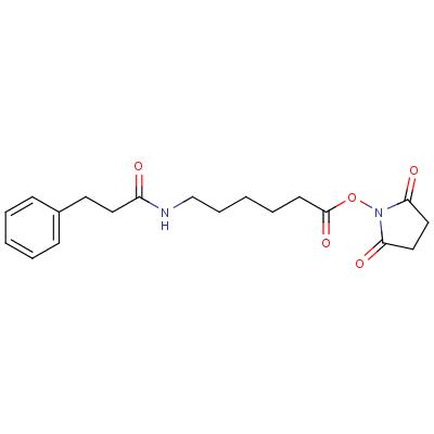 N-Dihydrocinnamoylaminocaproic Acid N-Hydroxysuccinimide Ester