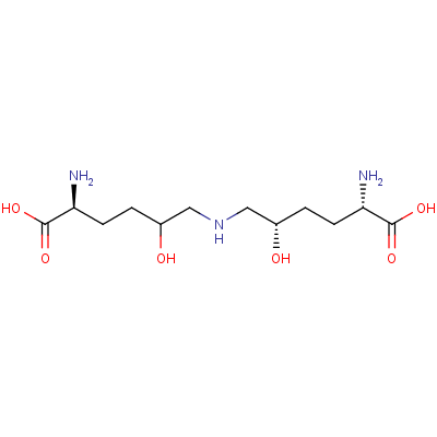 (5S,5'S)-Dihydroxy Lysinonorleucine