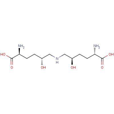 (5R,5'R)-Dihydroxy Lysinonorleucine