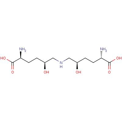 (5S,5'R)-Dihydroxy Lysinonorleucine