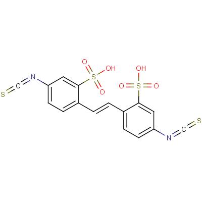 4,4'-Diisothiocyano-2,2'-stilbenedisulfonic Acid, Disodium Salt