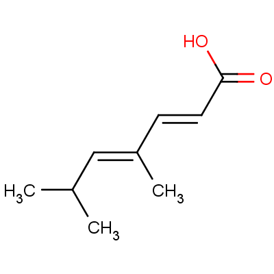 (E,E)-4,6-Dimethyl-2,4-heptadienoic Acid
