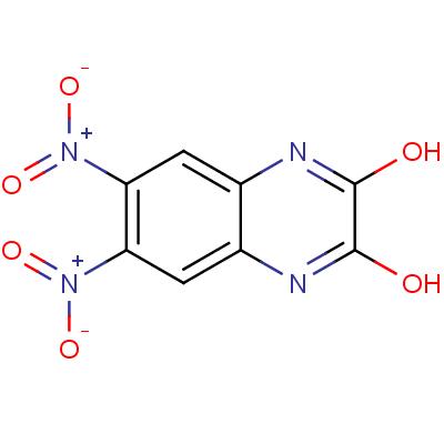 6,7-Dinitroquinoxaline-2,3-dione