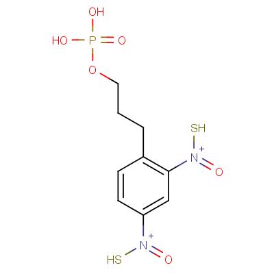 2,4-Dinitrophenyl 3-Phosphopropyl Disulfide