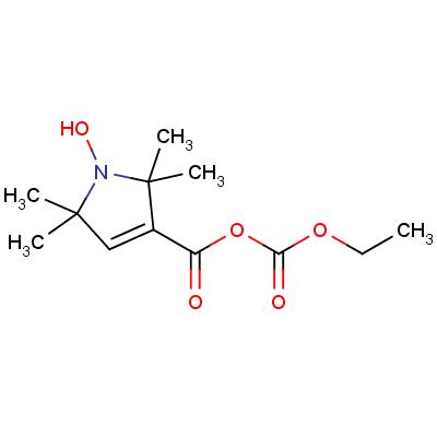 Ethyl 1-Oxy-2,2,5,5-tetramethyl-3-pyrroline-3-carbonyloxylformate