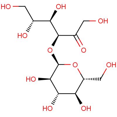 3-O-α-D-Glucopyranosyl-D-fructose, cas 547-25-1